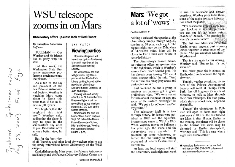 mars rover news articles - photo #33