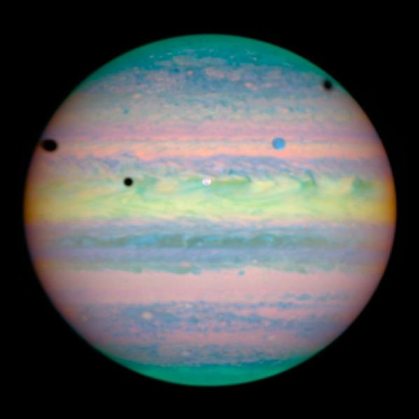 planet jupiter color - photo #3