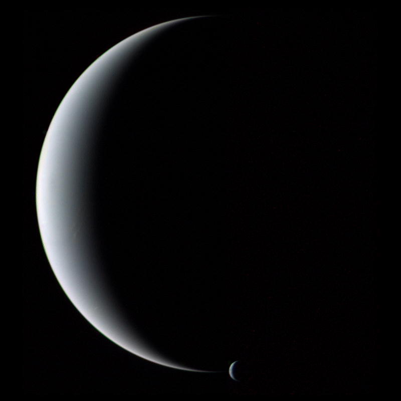 large outer planets - photo #6